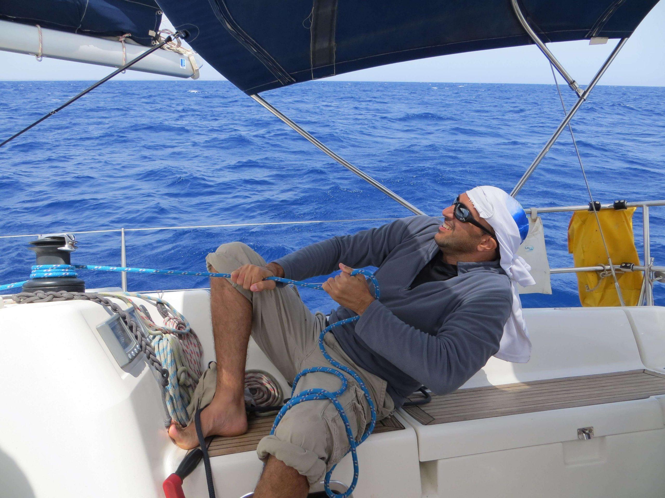 הפלגה לקפריסין תמונה מלב ים