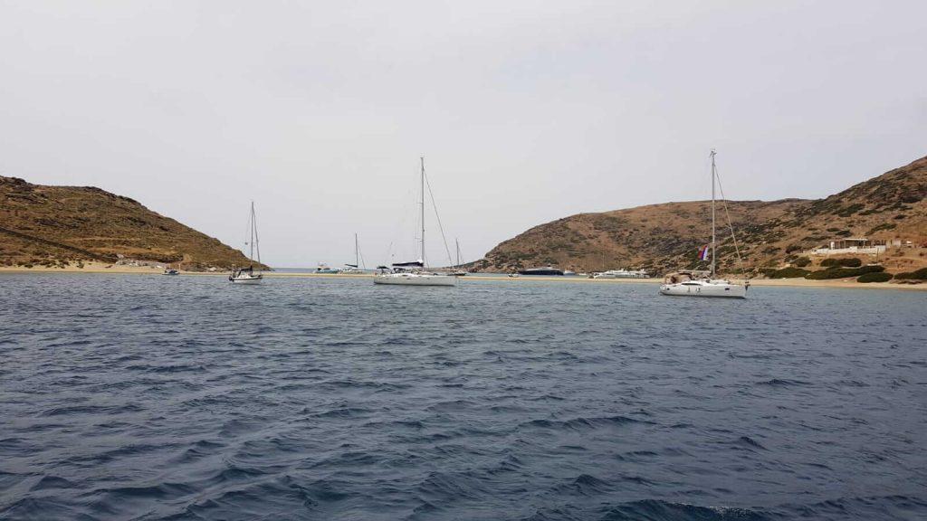 פלוטילת סקיפרים לים האגאי