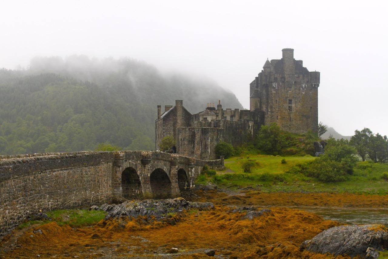 שייט בסקוטלנד - סיור במצודות עתיקות | דרך הים
