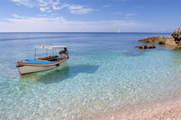 הפלגות בעולם - פולה וצפון קרואטיה | דרך הים