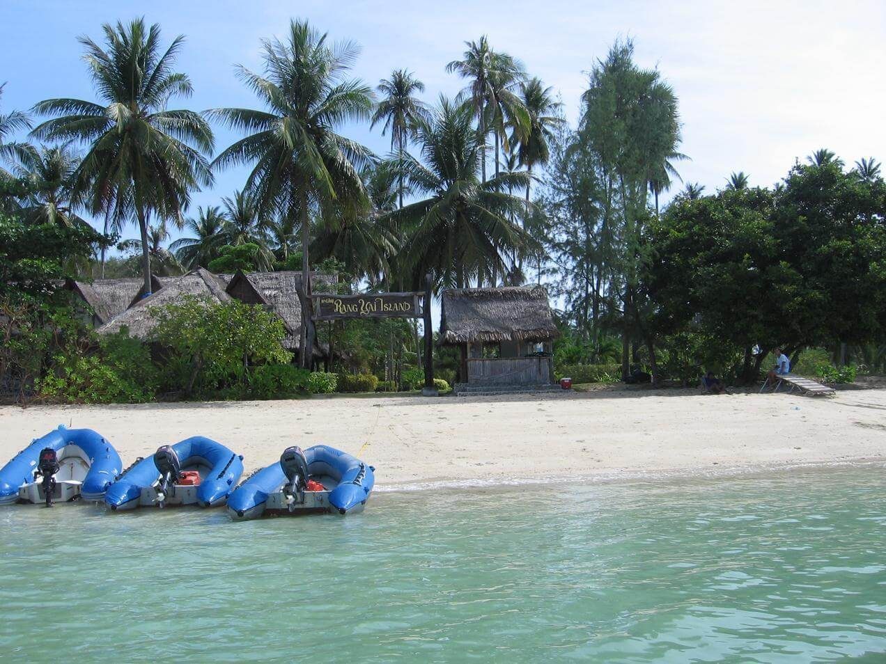 פלוטילת תאילנד - קופיפי