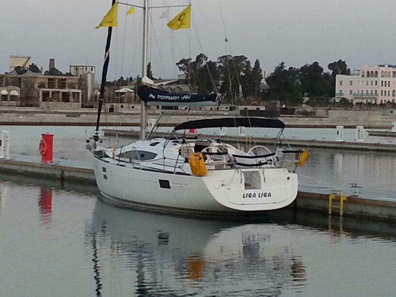 הפלגה לקפריסין