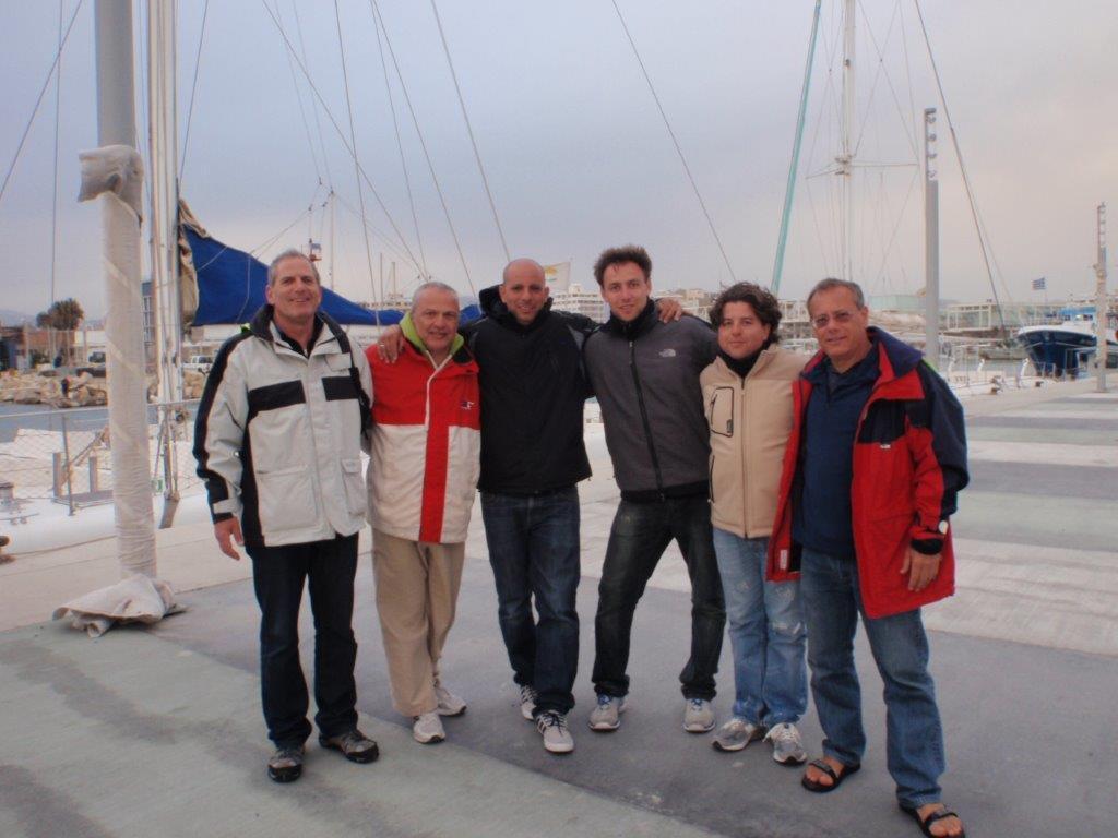 סקיפר ותלמידי דרך הים