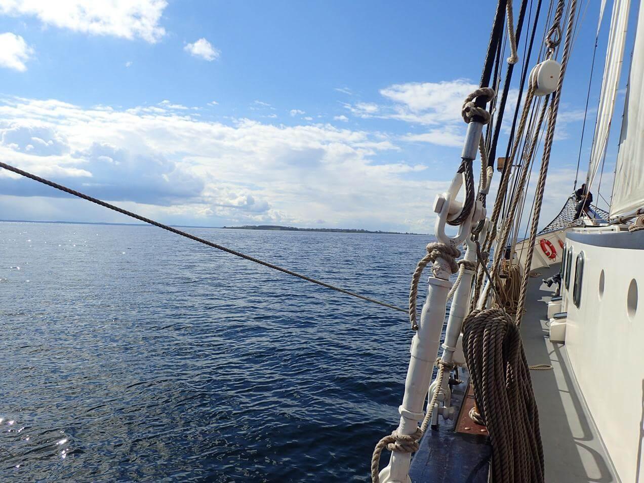 שייט טולשיפ בים הצפוני