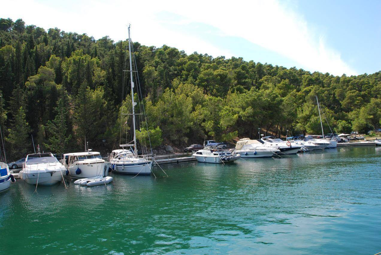 שמורת הקורנטי (קרואטיה)