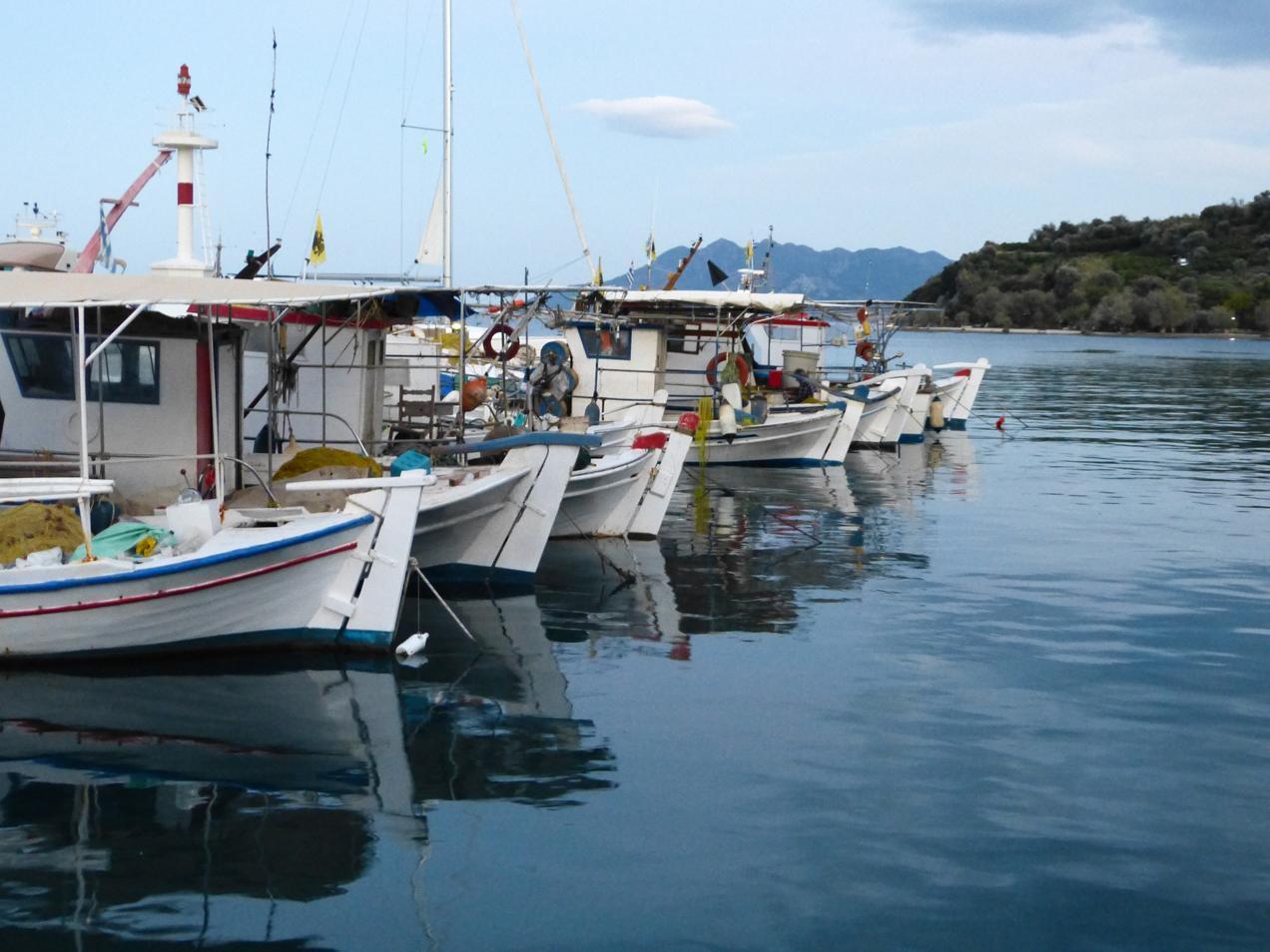 יאכטות ביוון - דרך הים
