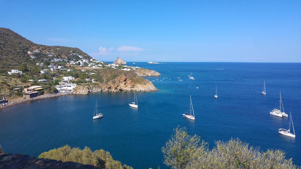 נוף חופשת שייט באיטליה - סיציליה והאיים האיאוליים | דרך הים