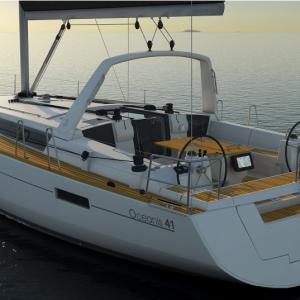מונוהל Oceanis 41.1 מודל 2019