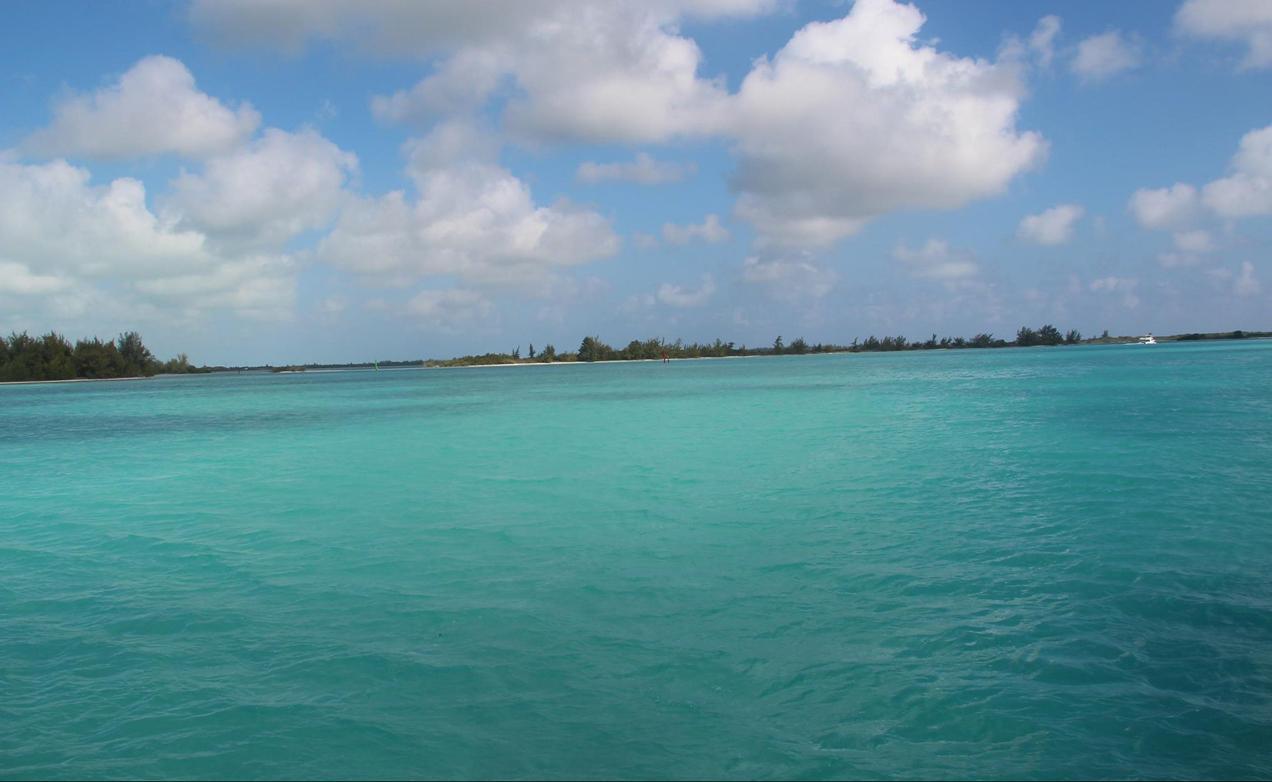 הפלגות עם דרך הים בעולם - קובה - מים אקזוטים