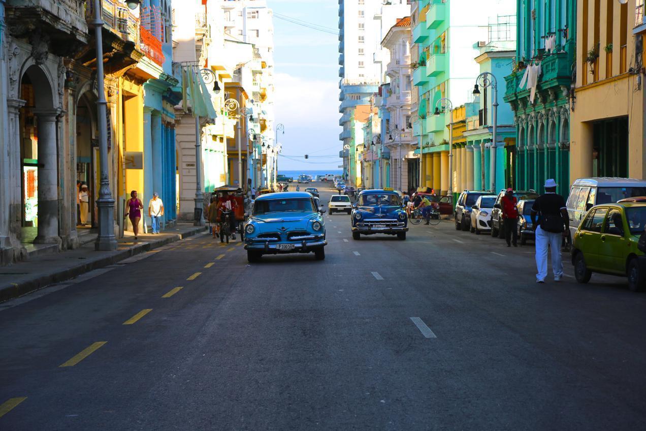 שייט בקובה - רחובות ציוריים | דרך הים