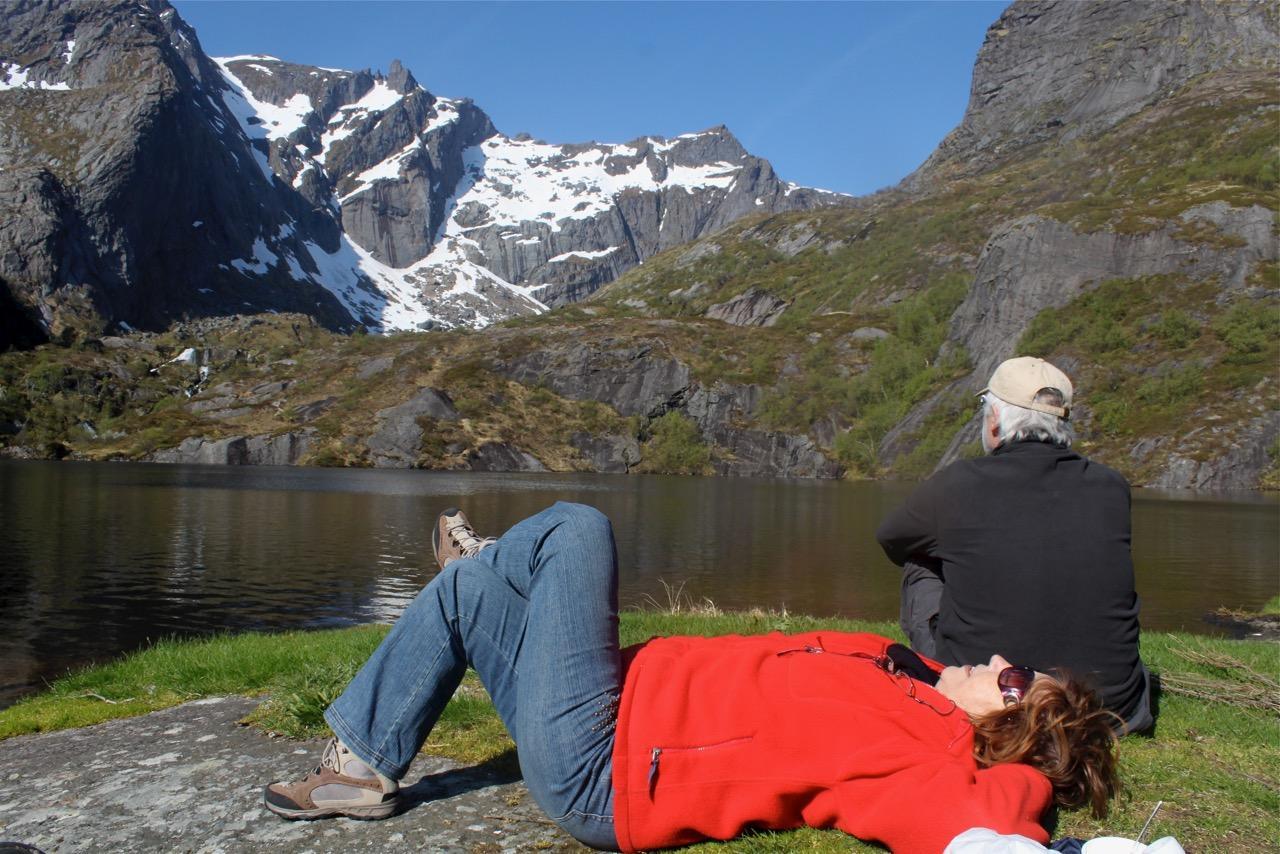 שייט בצפון נורווגיה - להנות מהטבע - דרך הים