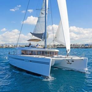 קטמרן Lagoon 450 מודל 2019