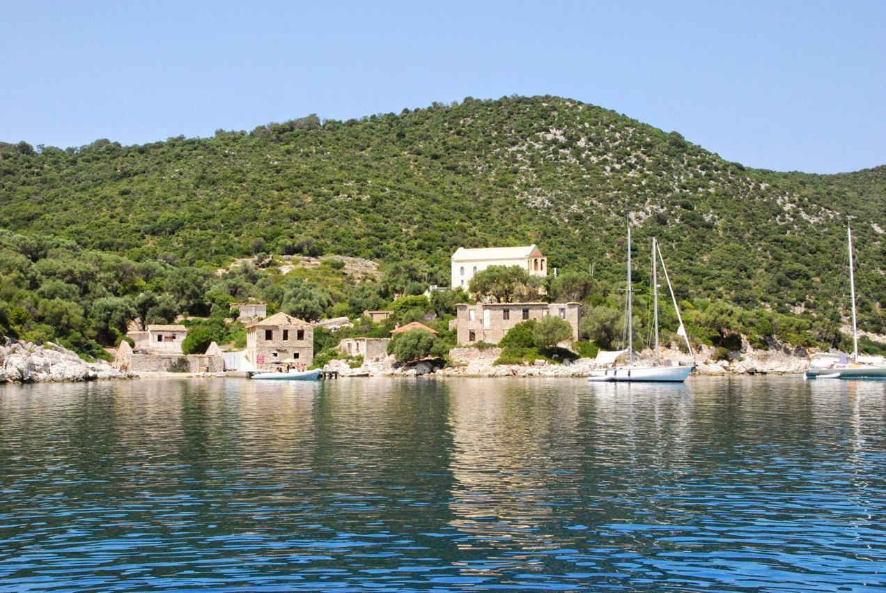 נוף יוון