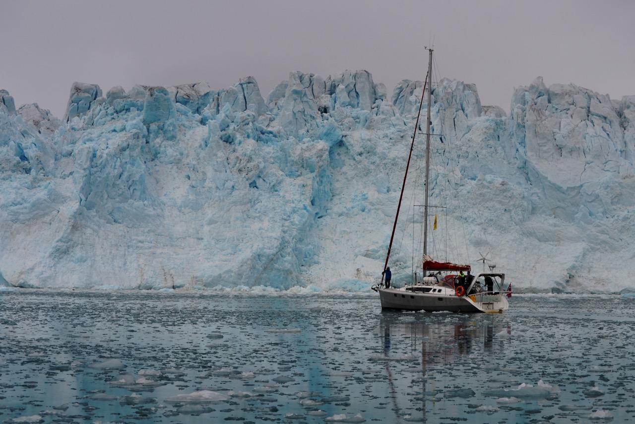 הפלגה לבסבאלבר - נוף עוצר נשימה - דרך הים