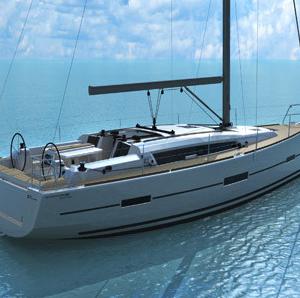 מונוהל Dufour 412 GL מודל 2020