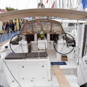 מונוהל Dufour 460 GL מודל 2019