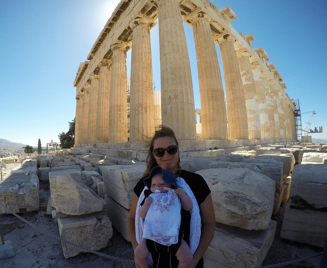 הפלגה לאתונה והמפרץ הסארוני (יוון) - סיור באתרי עתיקות | דרך הים