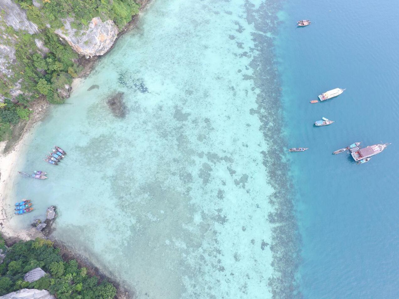 הים בתאילנד