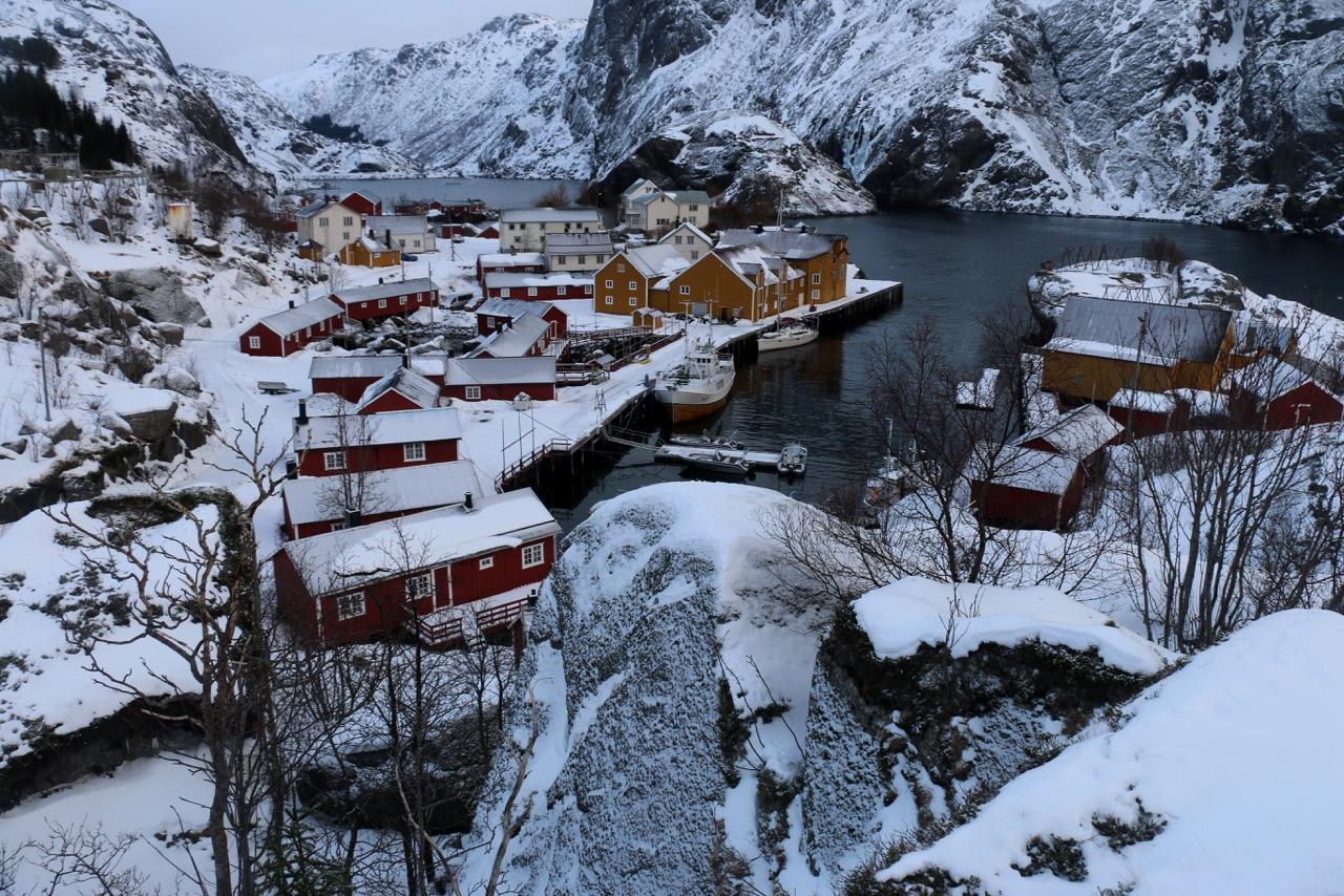 הפלגות גיאוגרפיות - שייט בצפון נורווגיה - מבט על הכפרים המקומיים - דרך הים