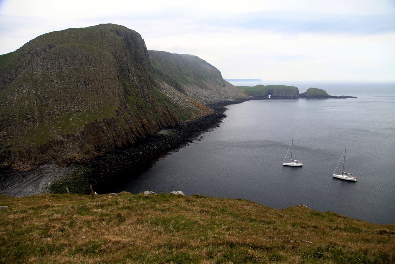 הרפתקת שייט בסקוטלנד - נוף מרהיב - דרך הים