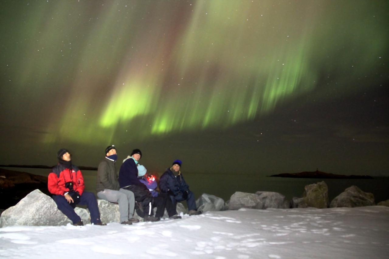 הפלגות גיאוגרפיות - שייט בצפון נורווגיה -הזוהר הצפוני - דרך הים