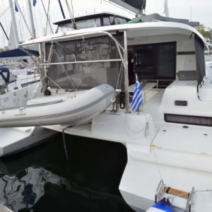 קטמרן Lagoon 42 מודל 2018