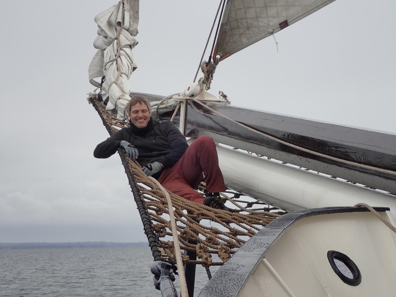 Tallship בים הצפוני