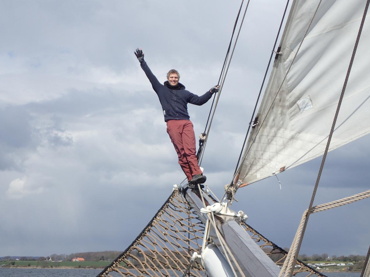 חויית שיט בים הצפוני