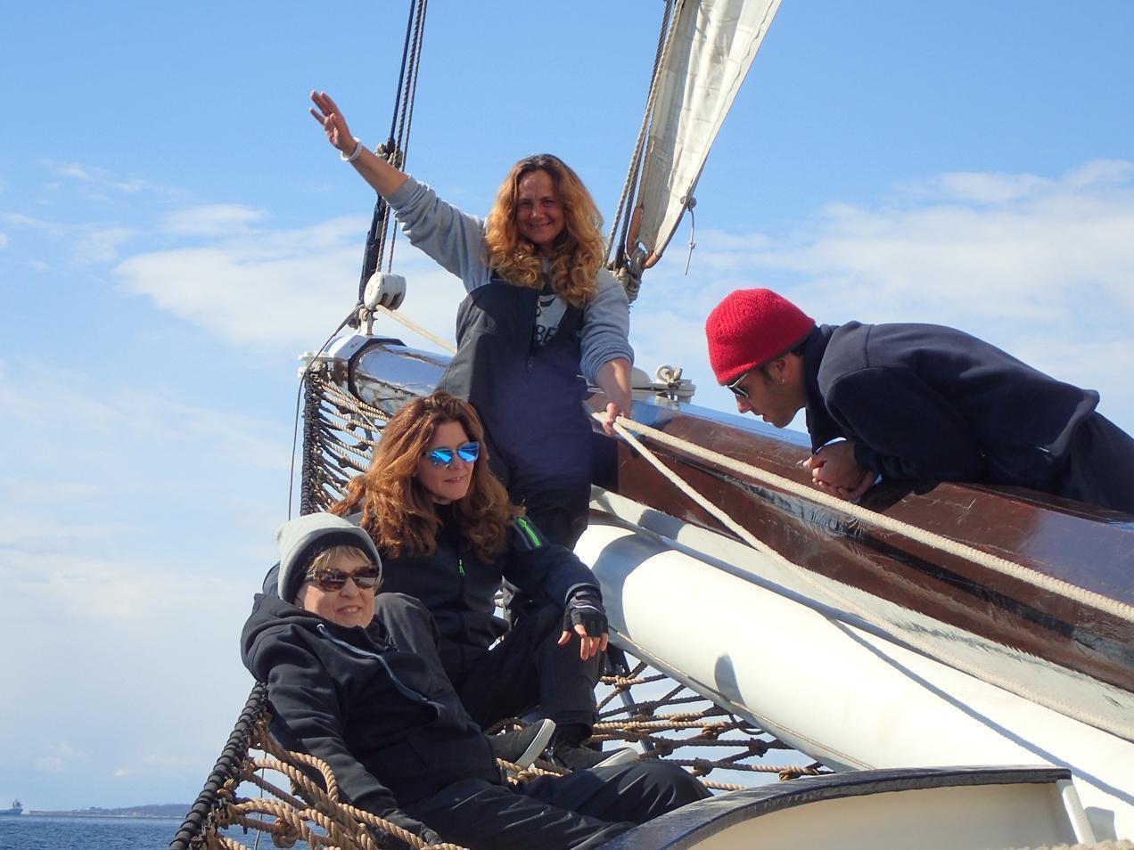 הפלגה לימודית בים הצפוני