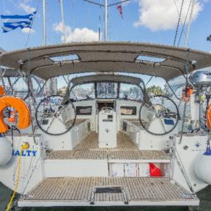 מונוהל Sun Odyssey 410 מודל 2020