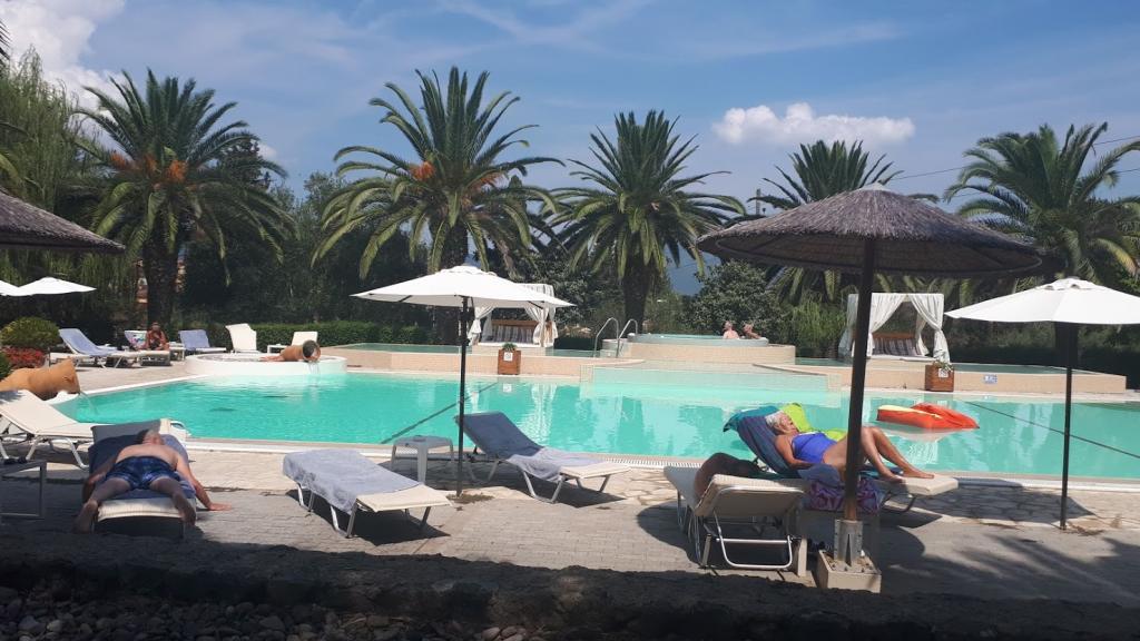 יומן מסע - הפלגה בקורפו – ספטמבר 2019