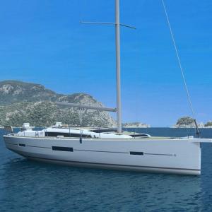 מונוהל Dufour 520 מודל 2020