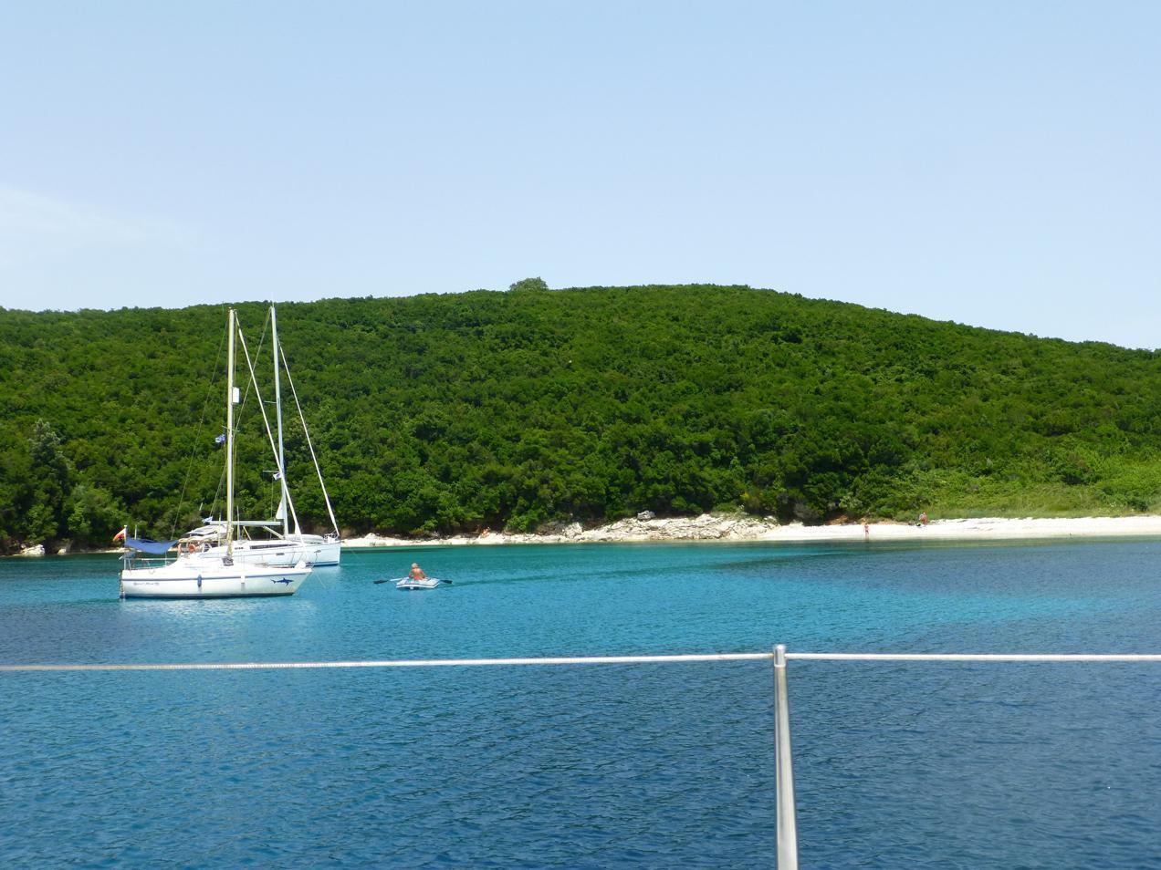 הפלגה ליוון עם דרך הים - קורפו והסביבה