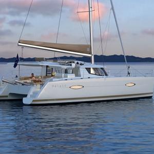 קטמרן Helia 44 מודל 2018