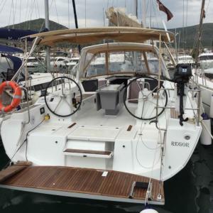 מונוהל Oceanis 41.1 מודל 2018