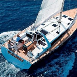מונוהל Oceanis 48 מודל 2018