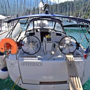 מונוהל Sun Odyssey 419 מודל 2017