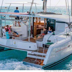 קטמרן Lagoon 42 מודל 2020