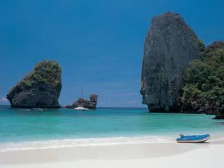 תאילנד, סנטיל