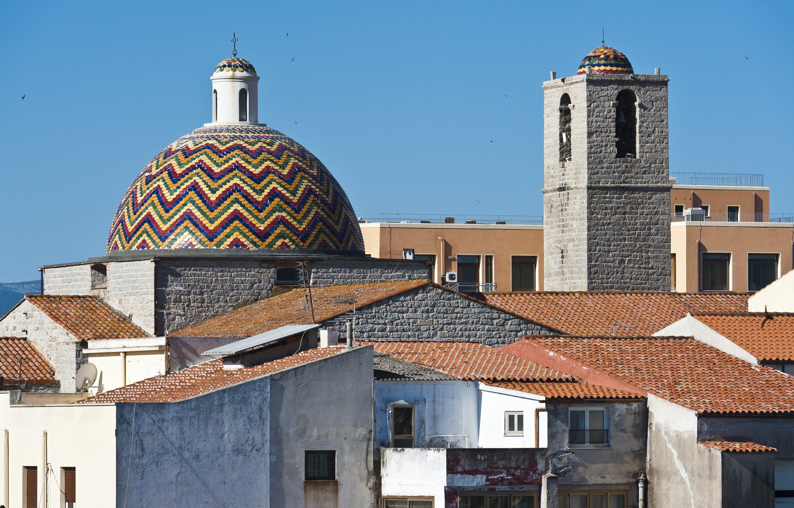 כנסיה בסרדיניה