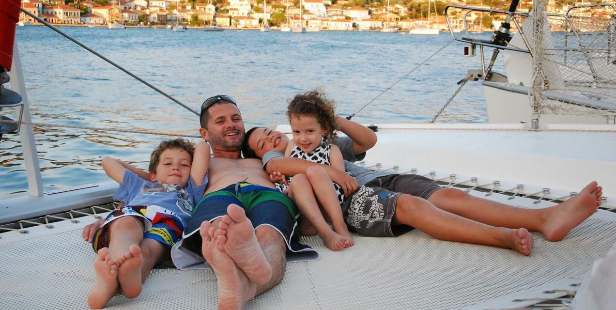 פלוטילת משפחות ביוון