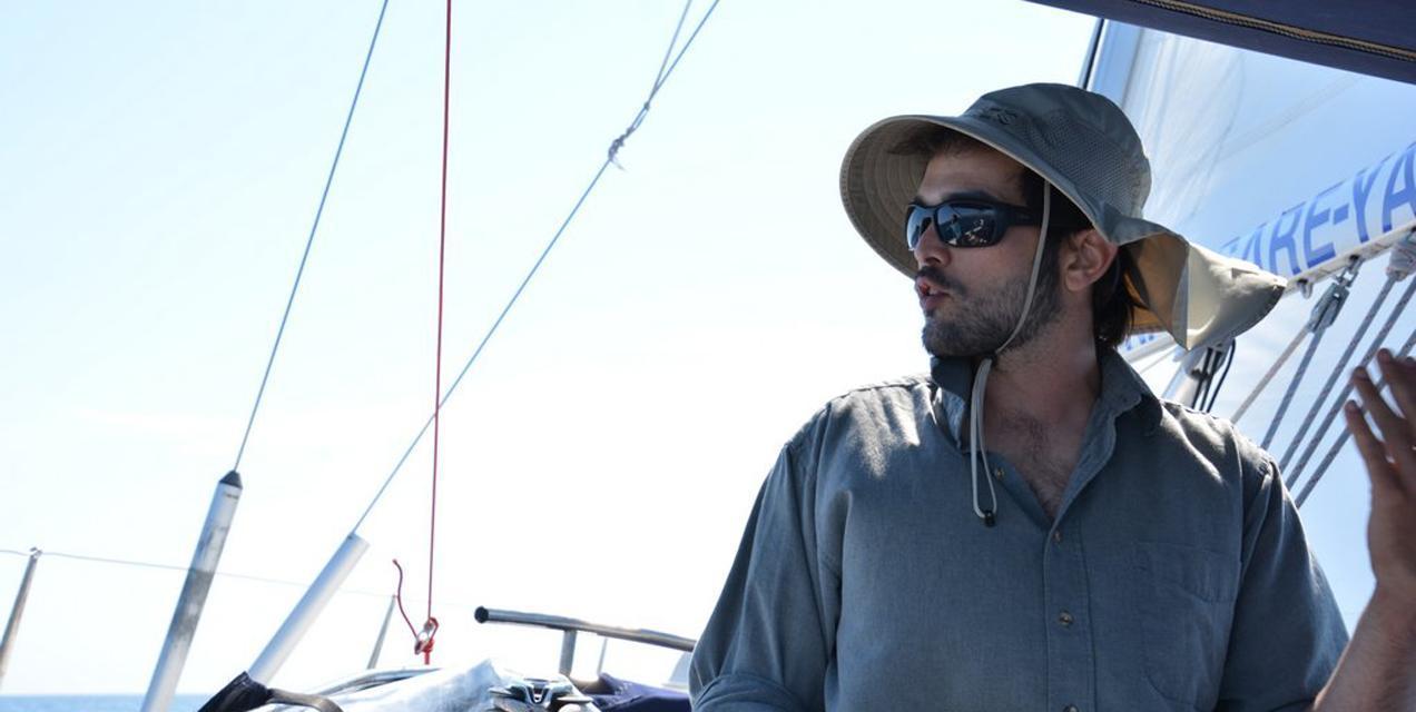 פלוטילת מתקדמים ביוון | דרך הים